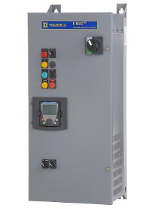 Square D Variable Frequency Drive, 1 HP, NEMA 12K, 230V
