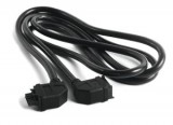 S-Cable extension cord for Automation Server I/O bus, Lshaped connectors, 1.5 m